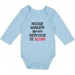 Noise Maker When Service is Slow